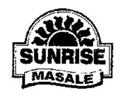 SUNRISE MASALE