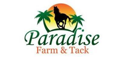 PARADISE FARM & TACK