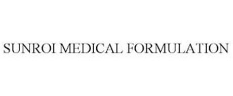 SUNROI MEDICAL FORMULATION