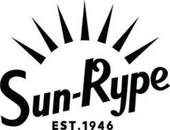 SUN-RYPE EST. 1946