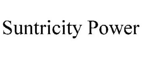 SUNTRICITY POWER