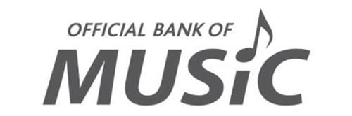 OFFICIAL BANK OF MUSIC