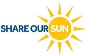 SHARE OUR SUN