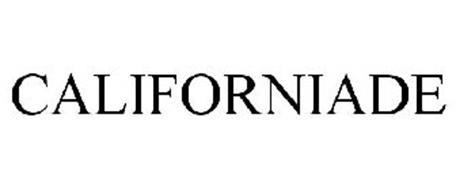 CALIFORNIADE