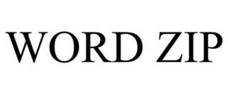 WORD ZIP