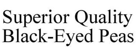 SUPERIOR QUALITY BLACK-EYED PEAS