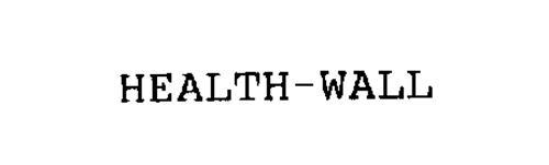HEALTH-WALL