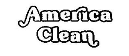 AMERICA CLEAN