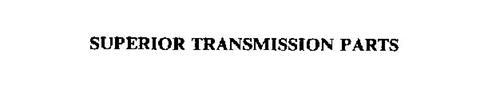 SUPERIOR TRANSMISSION PARTS
