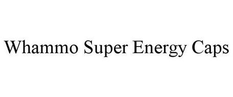 WHAMMO SUPER ENERGY CAPS