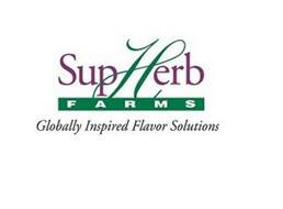 SUPHERB FARMS GLOBALLY INSPIRED FLAVOR SOLUTIONS