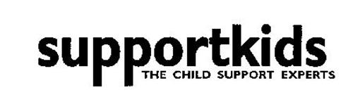 SUPPORTKIDS THE CHILD SUPPORT EXPERTS