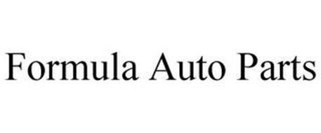 FORMULA AUTO PARTS