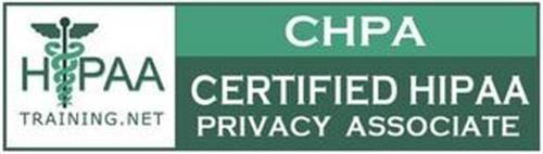 HIPAA TRAINING.NET CHPA CERTIFIED HIPAA PRIVACY ASSOCIATE