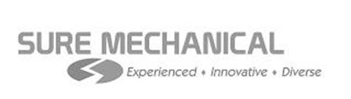 SURE MECHANICAL EXPERIENCED INNOVATIVE DIVERSE