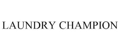 LAUNDRY CHAMPION