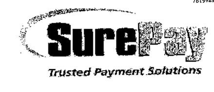 SUREPAY TRUSTED PAYMENT SOLUTIONS