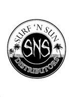 SURF 'N SUN DISTRIBUTORS SNS