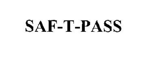 SAF-T-PASS