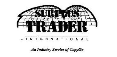 SURPLUS TRADER INTERNATIONAL AN INDUSTRY SERVICE OF COPYLITE