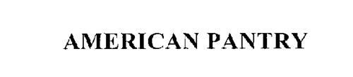 AMERICAN PANTRY