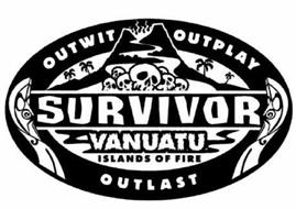 SURVIVOR OUTWIT OUTPLAY OUTLAST VANUATU ISLANDS OF FIRE