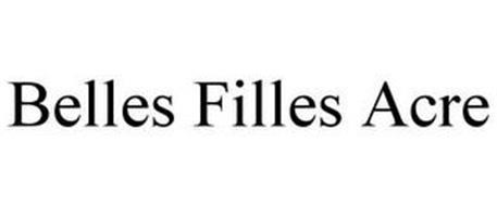 BELLES FILLES ACRE