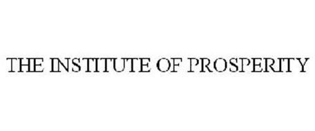 THE INSTITUTE OF PROSPERITY
