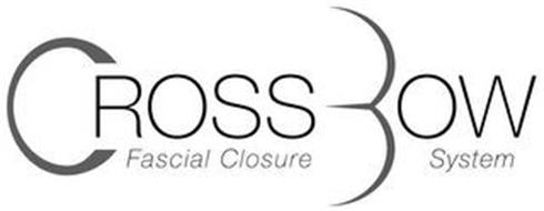 CROSS BOW FASCIAL CLOSURE SYSTEM