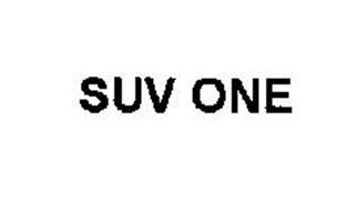 SUV ONE