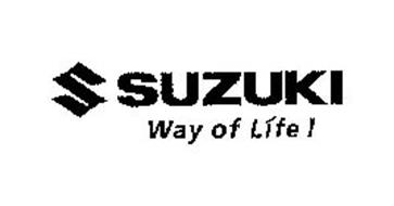 S SUZUKI WAY OF LIFE!