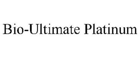 BIO-ULTIMATE PLATINUM