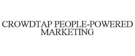 CROWDTAP PEOPLE-POWERED MARKETING
