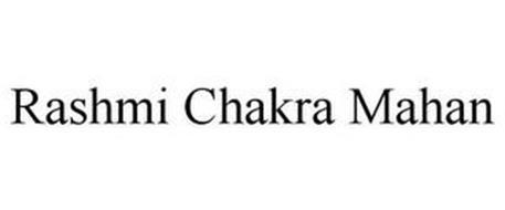 RASHMI CHAKRA MAHAN