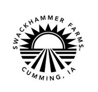 SWACKHAMMER FARMS CUMMING, IA
