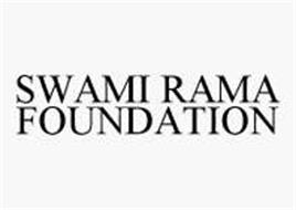 SWAMI RAMA FOUNDATION