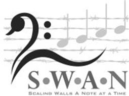 S·W·A·N SCALING WALLS A NOTE AT A TIME