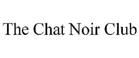 THE CHAT NOIR CLUB