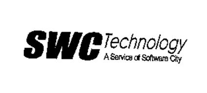 SWC TECHNOLOGY A SERVICE OF SOFTWARE CITY