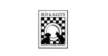BUD & ALLEY'S GOOD FOOD. GOOD PEOPLE. GOOD TIMES