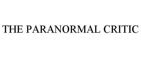 THE PARANORMAL CRITIC