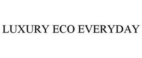 LUXURY ECO EVERYDAY