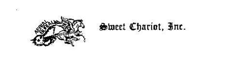 SWEET CHARIOT, INC. AERIAL BURIAL
