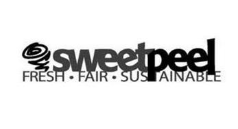 SWEETPEEL FRESH · FAIR · SUSTAINABLE