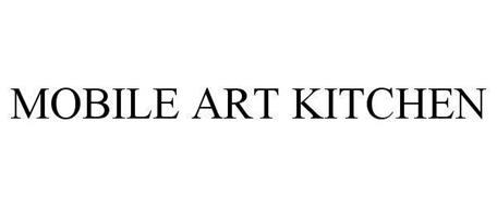 MOBILE ART KITCHEN