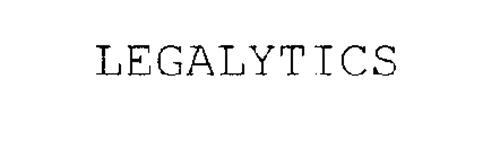 LEGALYTICS