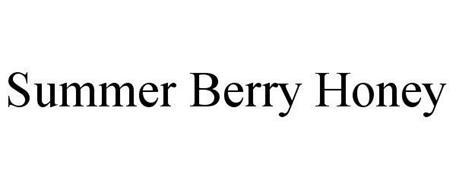 SUMMER BERRY HONEY