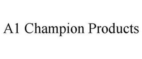 A1 CHAMPION PRODUCTS