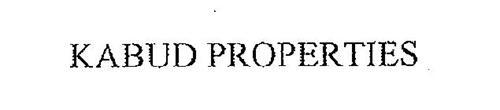 KABUD PROPERTIES