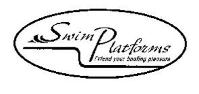 SWIM PLATFORMS EXTEND YOUR BOATING PLEASURE